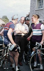 Peter Crinnion, Bray Wheelers on right.