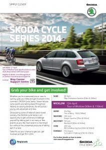 Skoda Cycle Final Poster